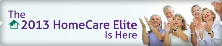 HomeCare Elite Awards recognizes both performance and outcomes